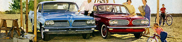 Pontiac and Tempest